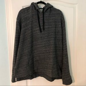 J. Crew fleece sweatshirt